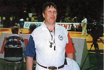 Евгений Чичваркин на чемпионате Европы в Албене (Болгария)