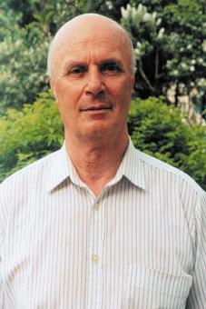Председатель Рязанской областной федерации самбо Виктор Модестов
