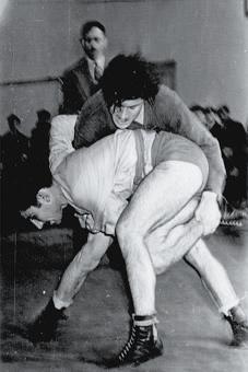 Чемпионат Тбилиси по самбо, 1956 г.