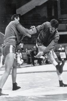 Чемпионат СССР, 1985 год, Ленинград. На ковре Михаил Кокорин