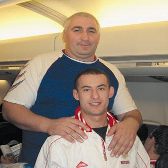 """""""Тяж и муха"""" - чемпионы 2006 года"""