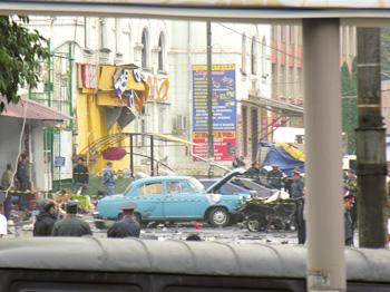 Теракт во Владикавказе, 9 сентября 2010 г., Северная Осетия